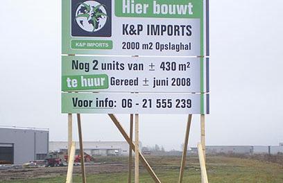 K&P imports