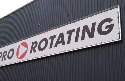 ProRotating doek